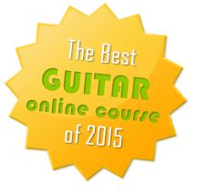Editors Pick for the Best Online Guitar Course in 2014 out of 10 reviewed online courses - GuitarTricks.com