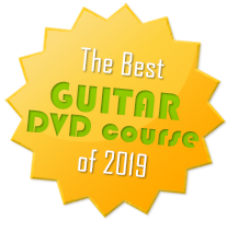 Editors Pick for the Best DVD Guitar Course in 2016 out of 12 reviewed DVD courses - Learn and Master Guitar