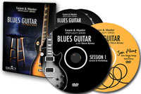 Blues Guitar - Learn and Master Guitar Spotlight Series