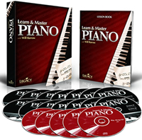 Learn and Master Piano - Our No.1 Pick for Piano Lessons